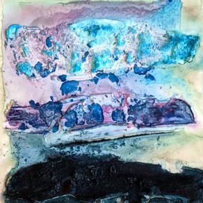 New Work – Three Blue Lines