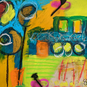 New Work – Landscape II