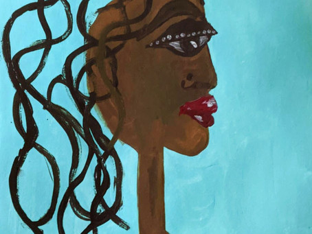 New Work – Woman I – A Study