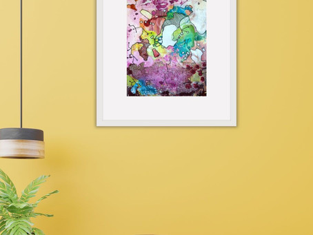New Work – Summer Bouquet