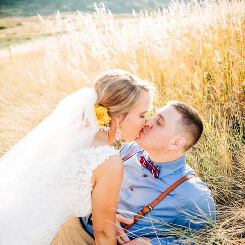Thistle and Pine - Colorado Springs Wedding Photographer