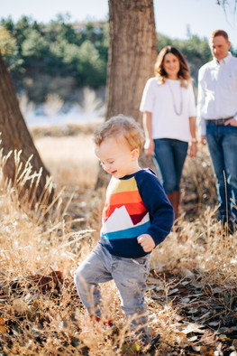 Thistle and Pine - Colorado Springs Family Photographer