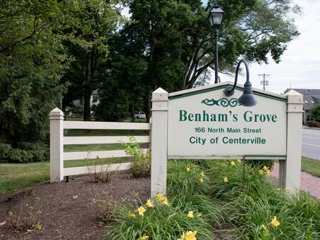Benham's Grove Wedding | Dayton Ohio | Melissa and Derek