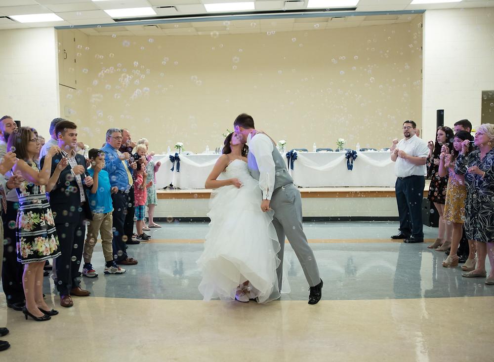 Lebanon Ohio Wedding   Urbancrest Baptist Church   Warren County Career Center