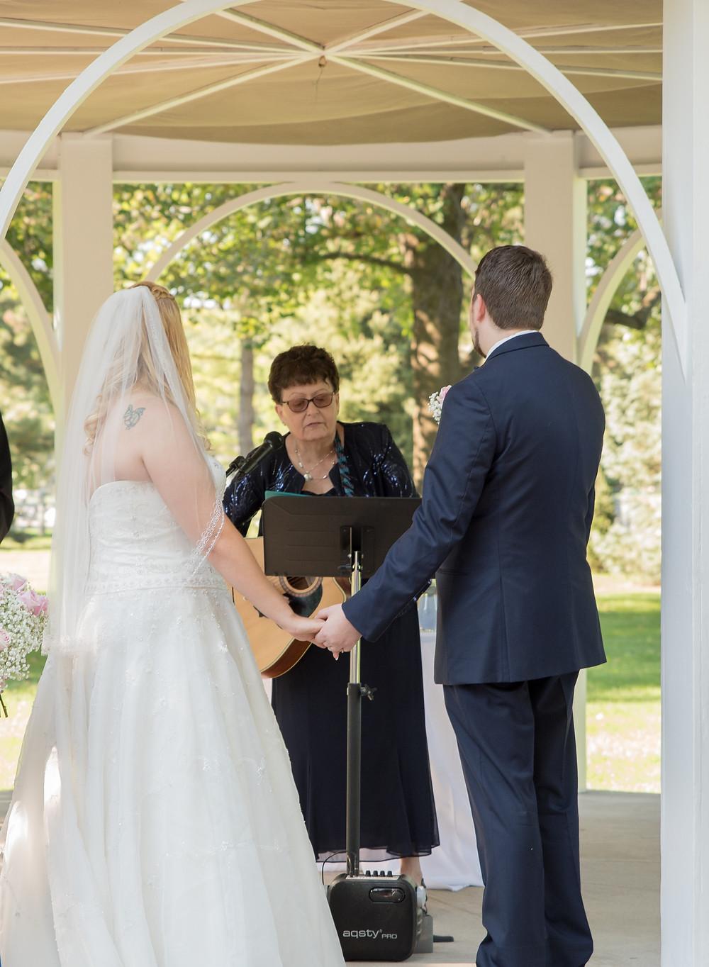 Polen Farm Dayton Ohio Wedding