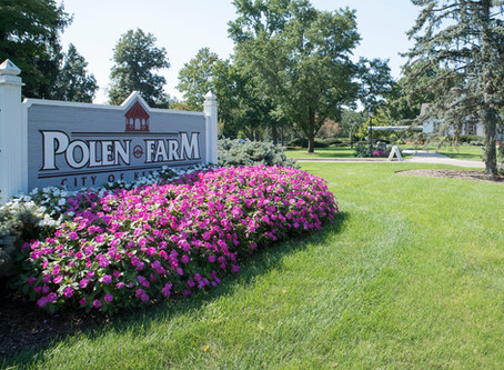 Polen Farm Kettering Ohio Wedding- Merecedes and Bill