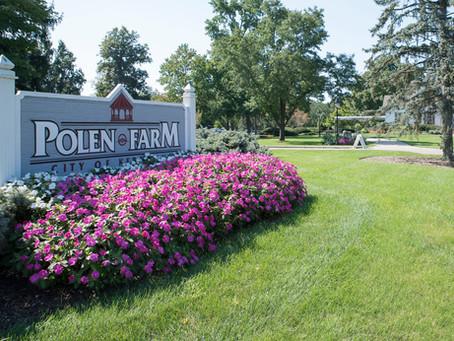 Polen Farm Kettering Ohio Wedding- Merecedes and Bill