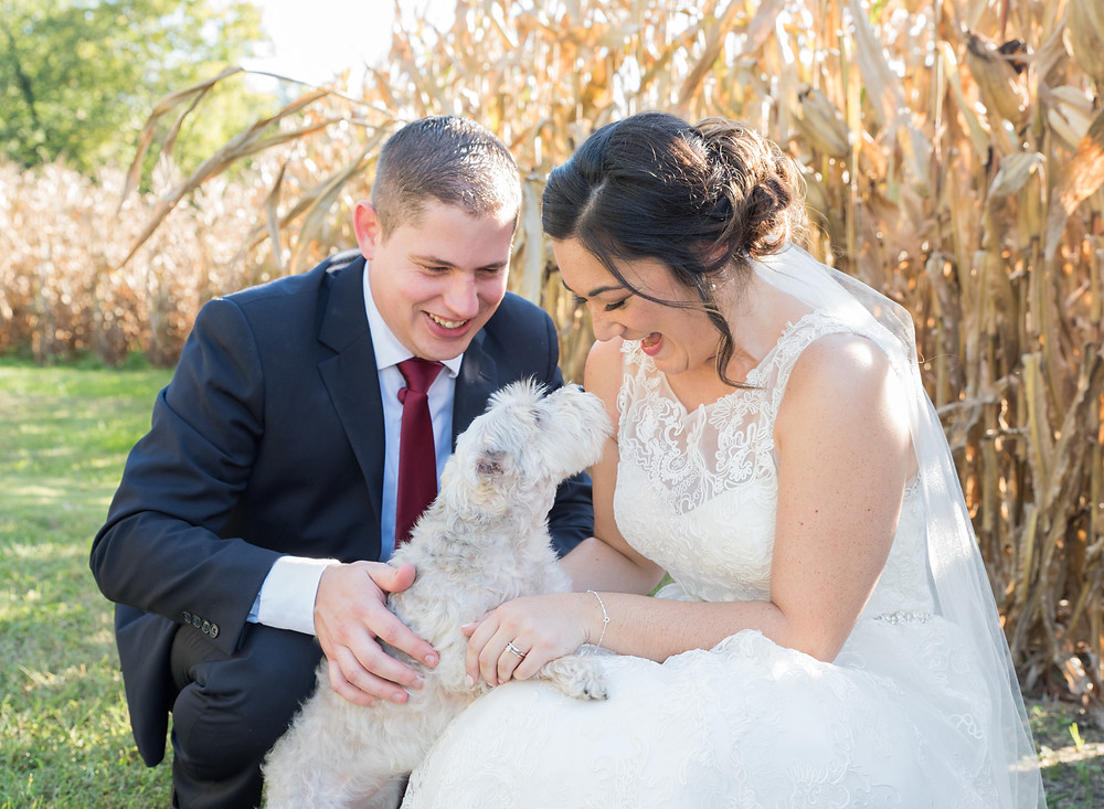 Springfield Ohio Wedding | Simon Kenton Inn | Emi and Zach | Amanda D Photography