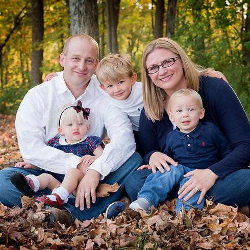 Dayton Family Photographer