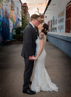 Baum Opera House Wedding