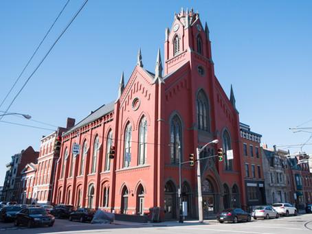 The Transept Cincinnati Wedding | Kaitie and Chris