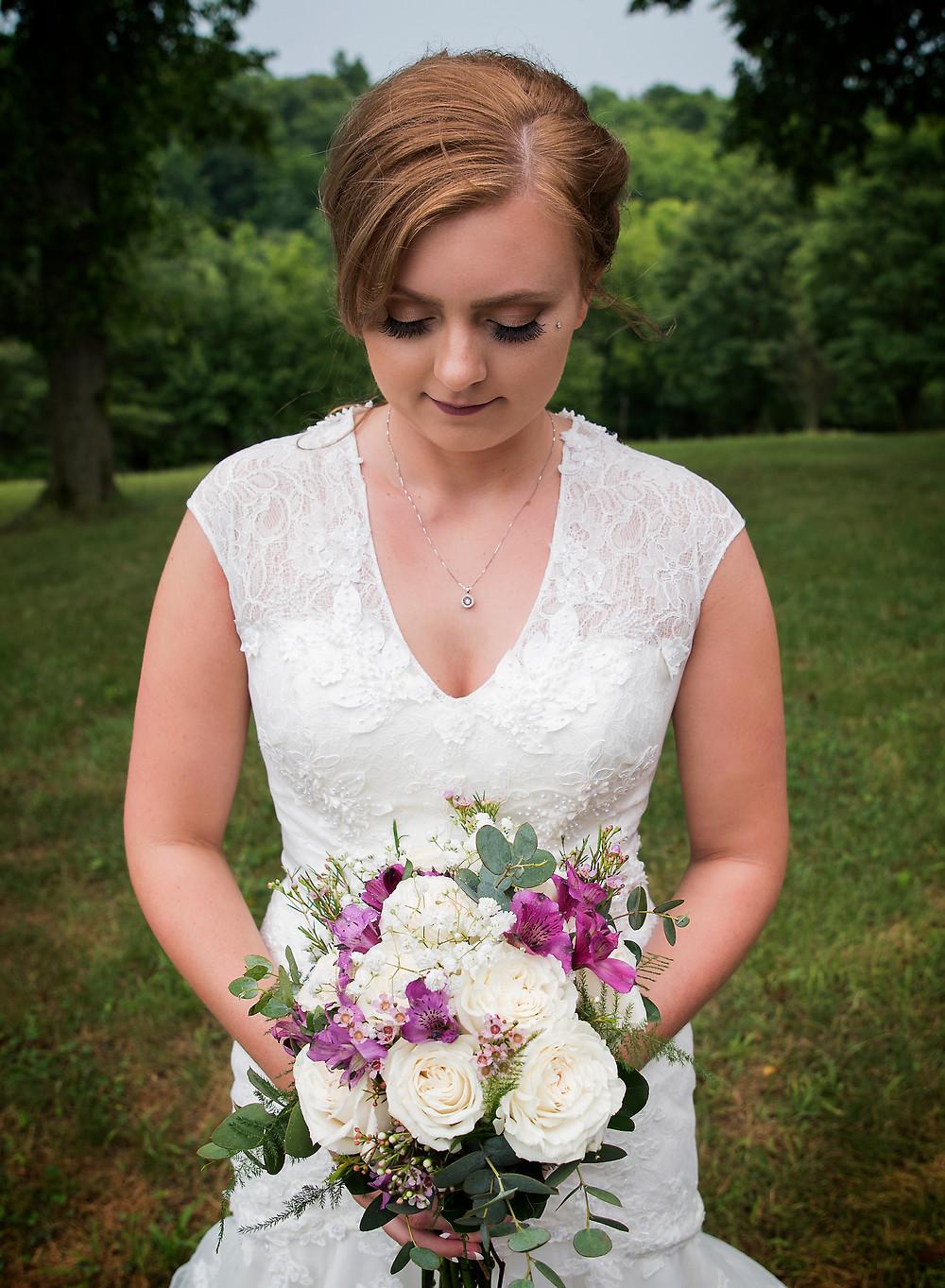 Hamilton Ohio Wedding | Pyramid Hill Sculpture Park | Krista and Gio