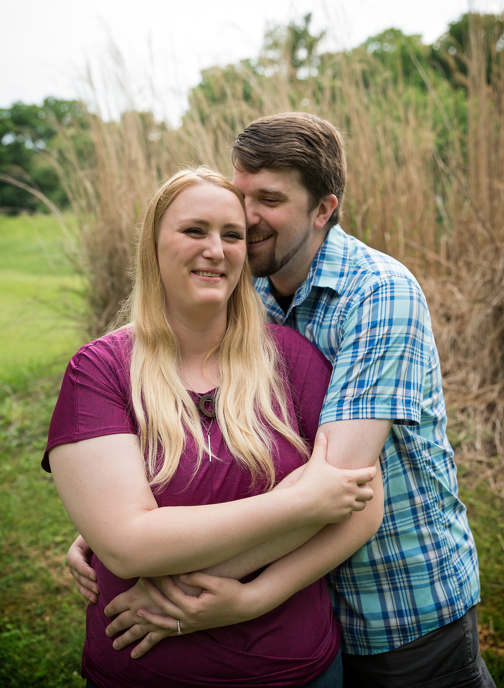 Hills and Dales Engagement | Dayton Ohio  | Mercedes and Bill