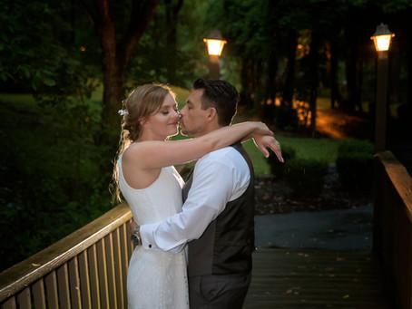 Hamilton, Ohio Wedding | Pyramid Hill Sculpture Park | Krista & Gio