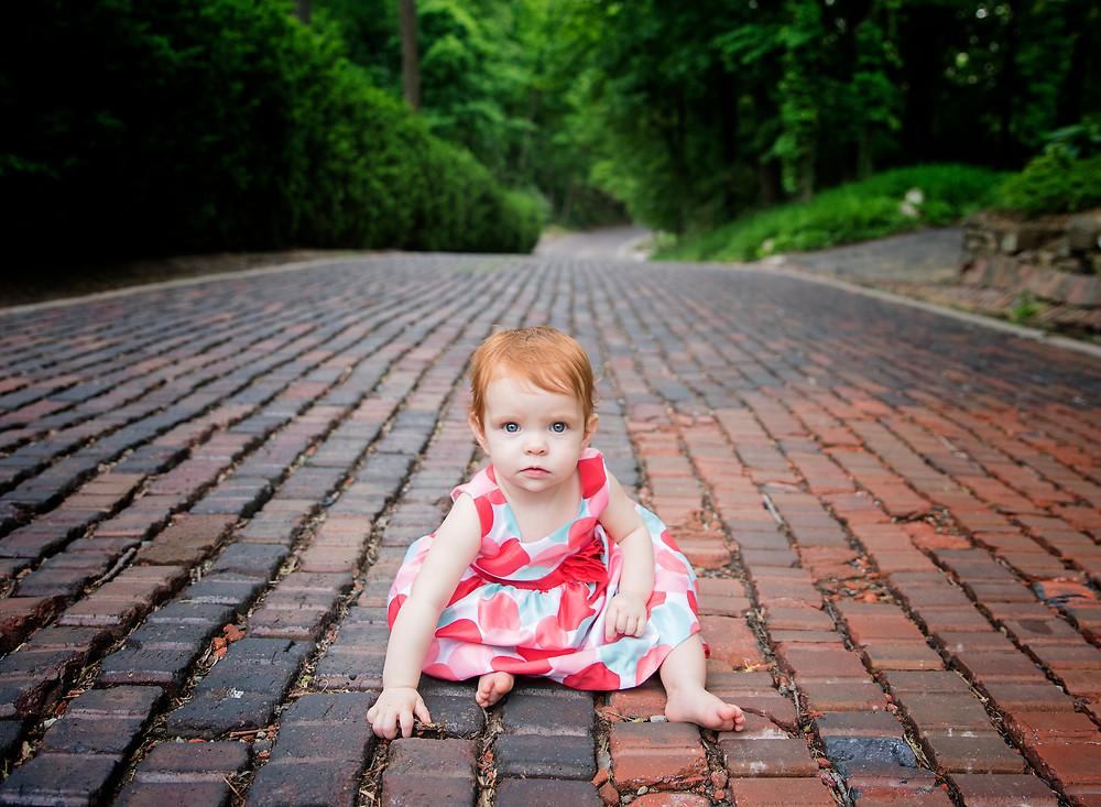 Smith Garden | Oakwood Ohio | Portrait photographer