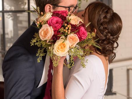 Tara and Andrew - Dayton, Ohio Wedding- Something Old Dayton