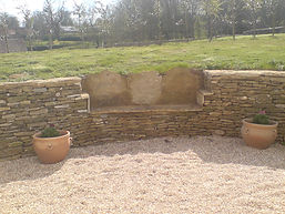 Stone Walling Somerset