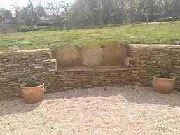 Stone Walling Somerset