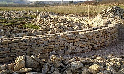 Drystone Walling Dry Stone Walling