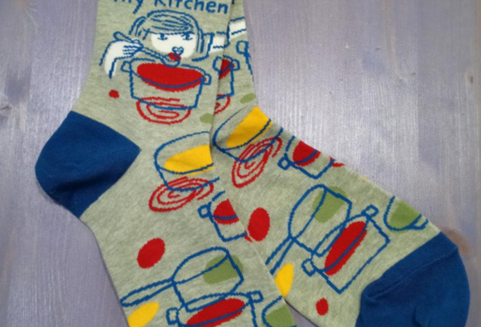 Hell Kitchen Socks