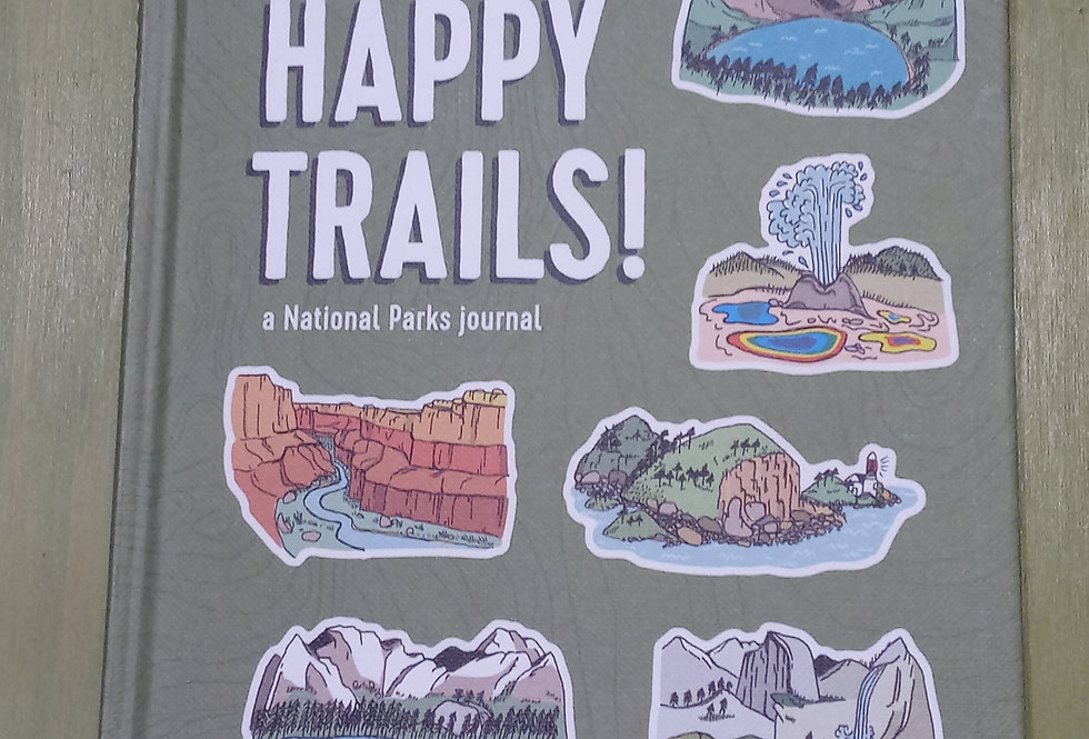 Happy Trails: A National Parks Journal