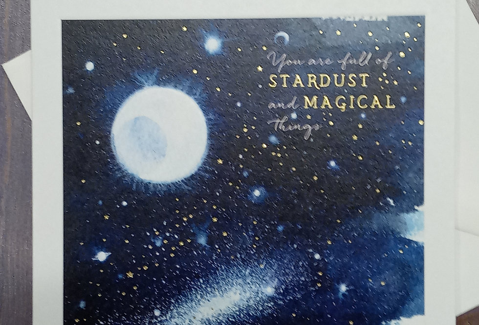 Stardust and Magical Things