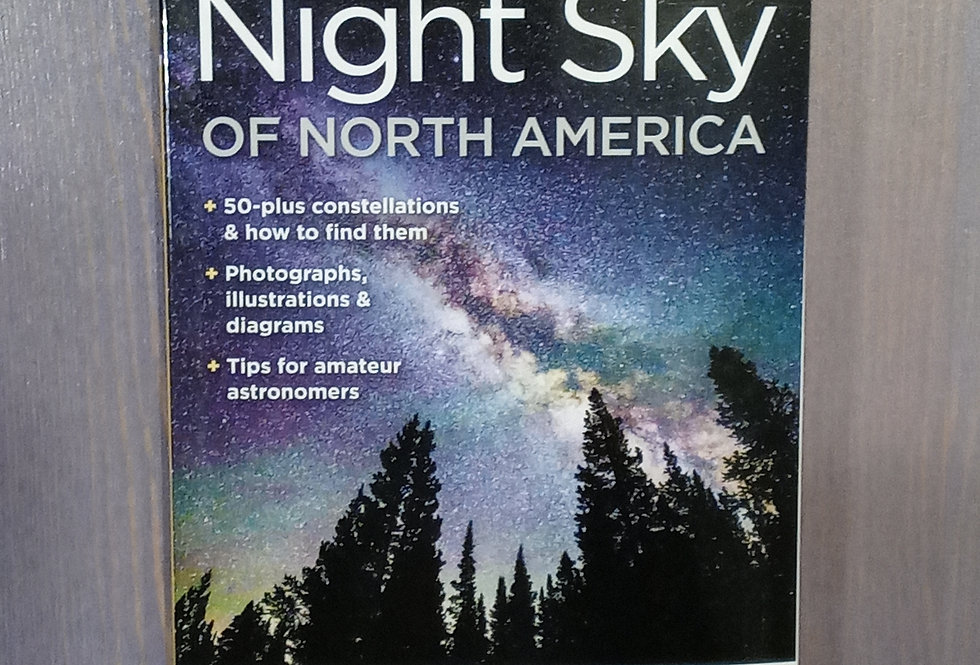 Night Sky of North American Pocket Guide