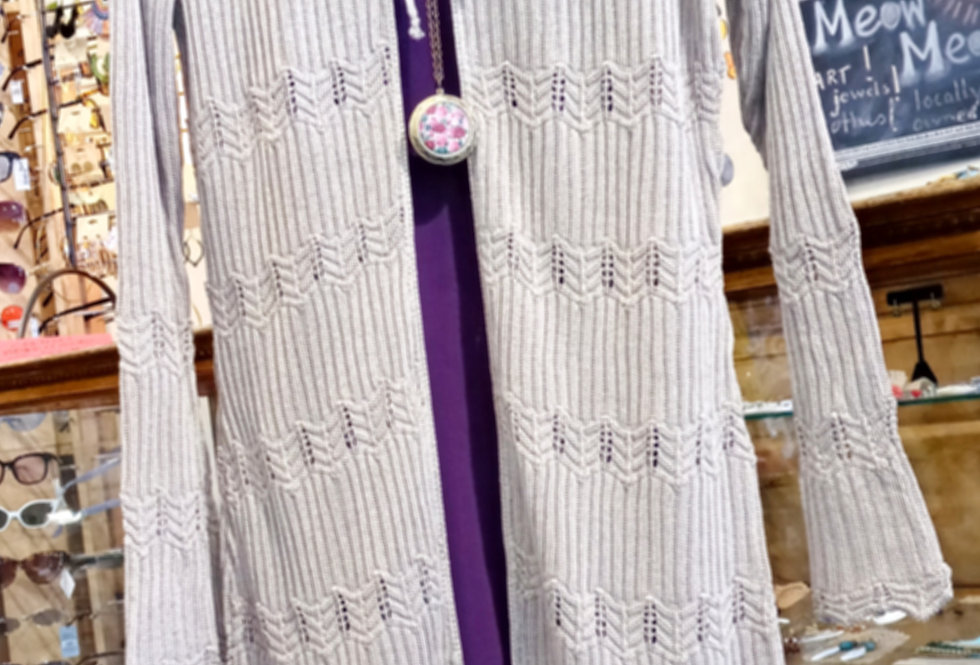 Spring Knit Cardigan