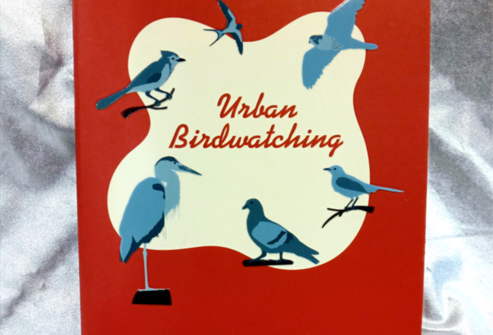 Urban Birdwatching Notebook