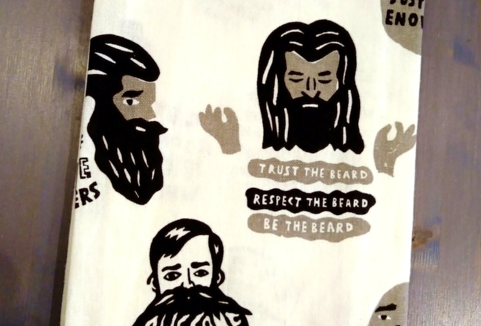 Kitchen Towel - Beard