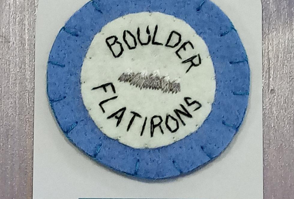 Boulder Flatirons - Badge Of Honor