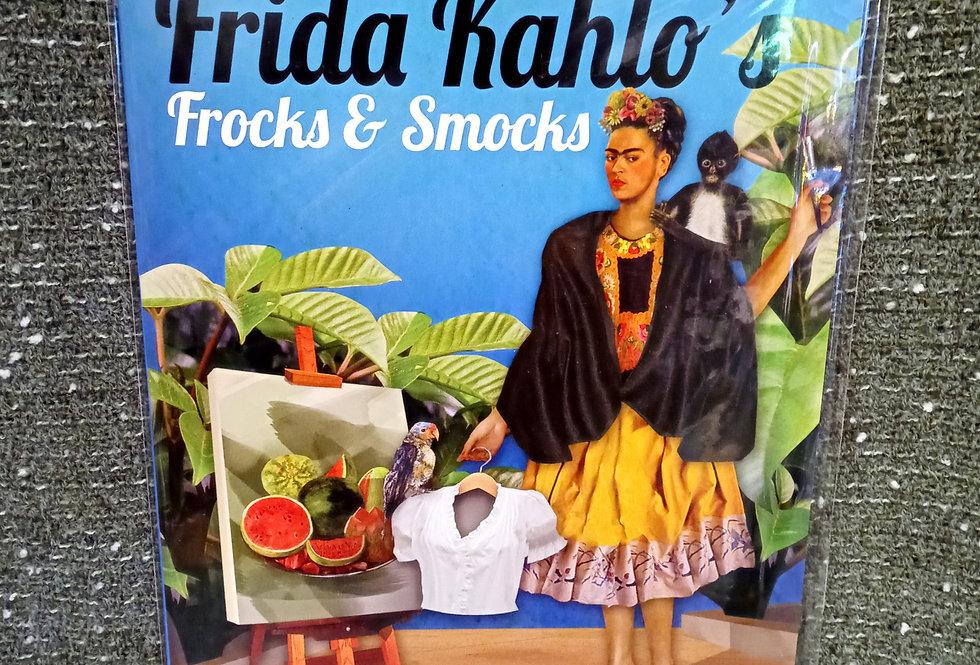 Frida Kahlo's Frocks and Smocks Magnetic Dress-Up