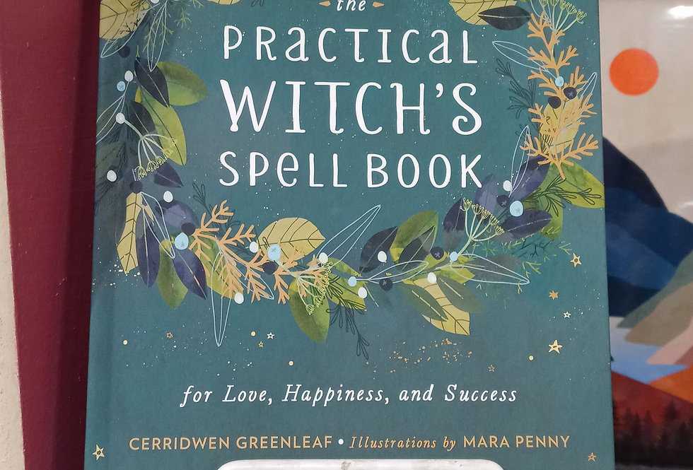 The Practical Witch's Spellbook