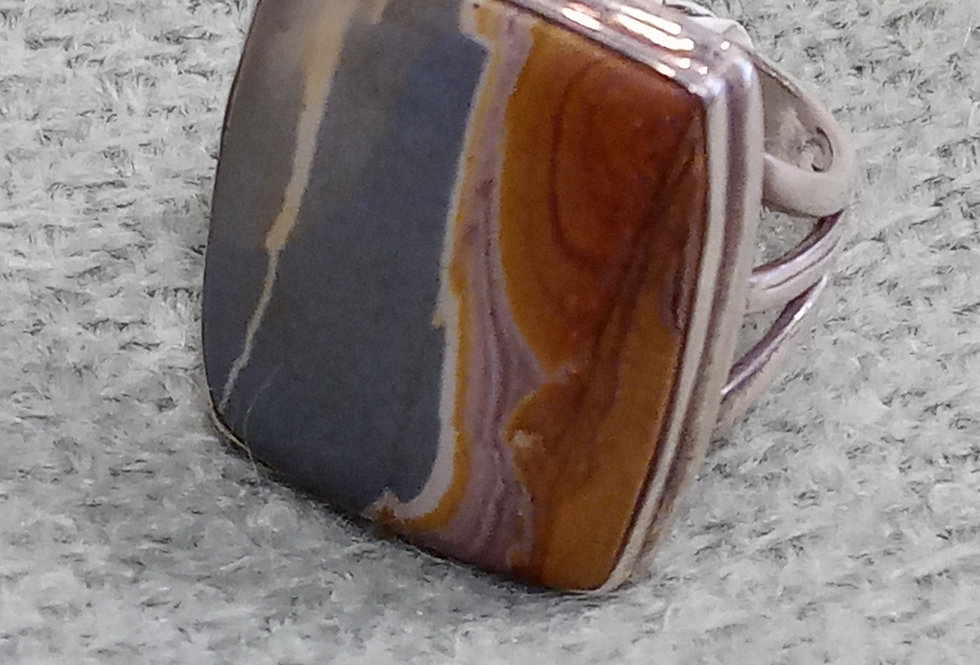 Sonora Dendritic Ring