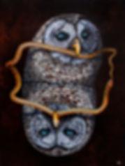 Owl Eats Ouroboros Julie Read