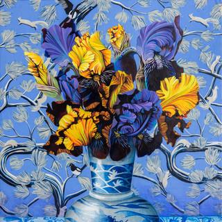 Iris Arrangement