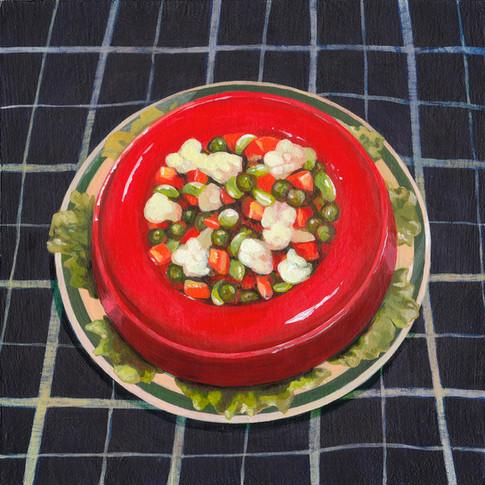 Savory Jello Salad