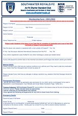 PLayer Reg Form 202122 Season Youth.PNG