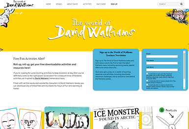 Workd of david walliams activities.PNG