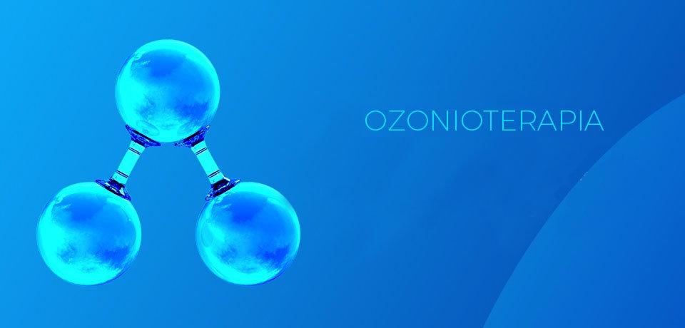 Curativo com ozônio (Ozônioterapia)