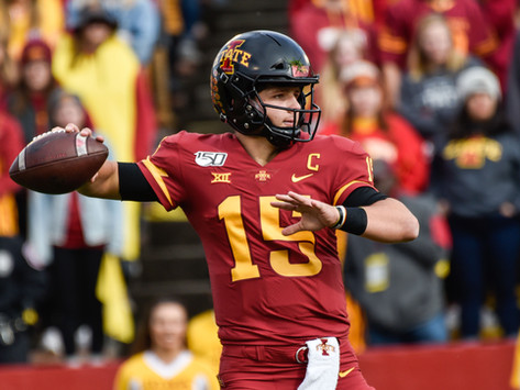 Top 10 Iowa State Players Returning in 2020