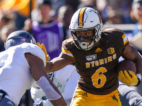 Top 10 Wyoming Players Returning in 2020