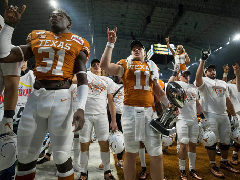 College Football Pick'em Week 2: Texas is back. Right?