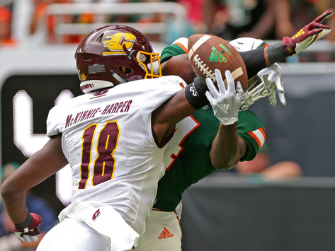 Top 10 Central Michigan Players Returning in 2020