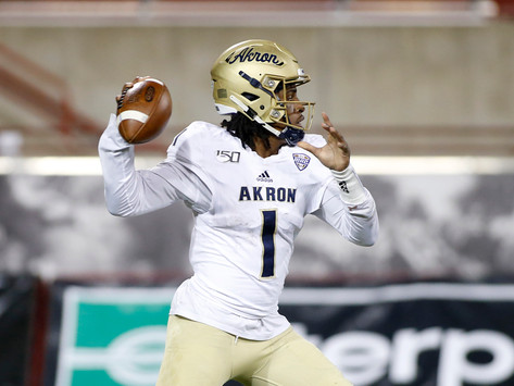 Top 10 Akron Players Returning in 2020