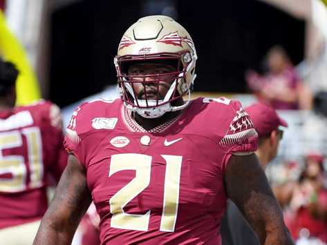 Top 10 Florida State Returners in 2020