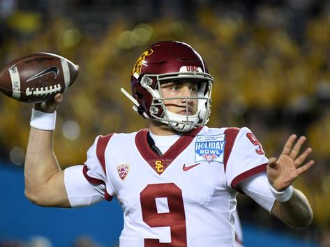 Will Kedon Slovis become the next great USC quarterback?