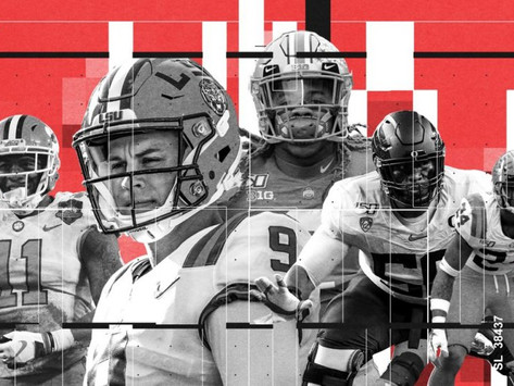 101 best college football players from 2019