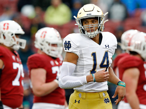 Top 10 Notre Dame Players Returning in 2020