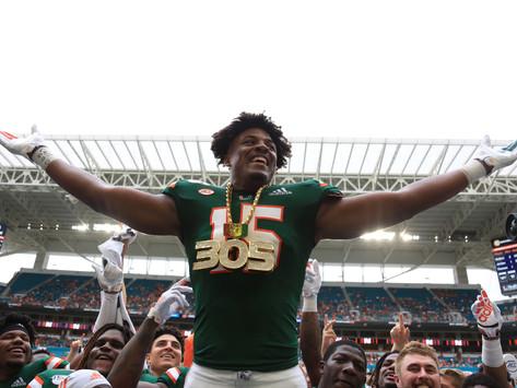 Top 10 Miami Returners in 2020